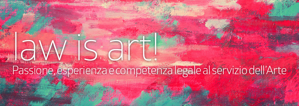 Law is art – IT