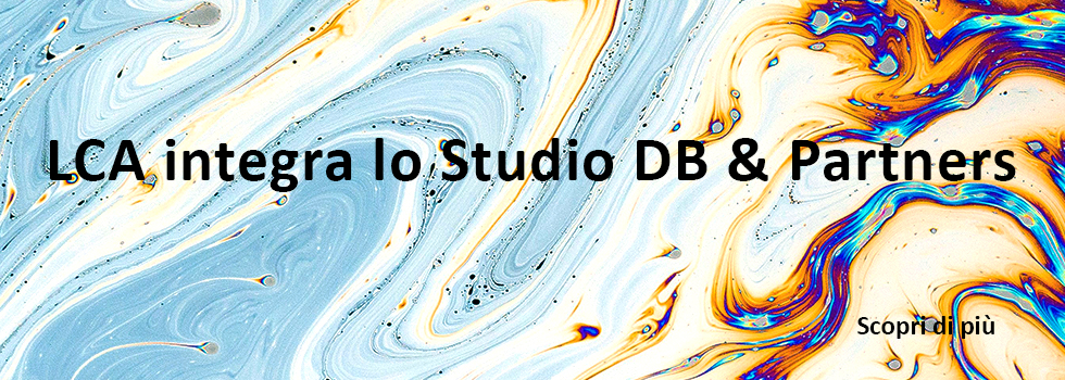 LCA integra lo Studio DB & Partners
