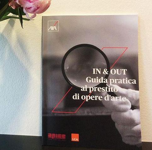 """Presentazione della guida pratica al prestito di opere d'arte """"IN & OUT"""" – Bolzano"""
