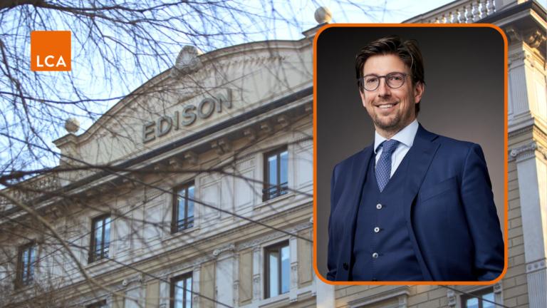 Castelli di LCA confermato rappresentante comune degli azionisti di risparmio di Edison S.p.A.
