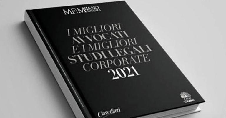 """LCA nella guida """"I migliori avvocati e i migliori studi legali in Italia"""""""